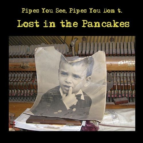 Lost In the Pancakes [CD]