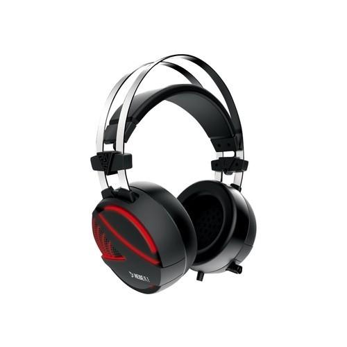 GAMDIAS - HEBE E1 RGB Over-the-Ear Headphones - Black