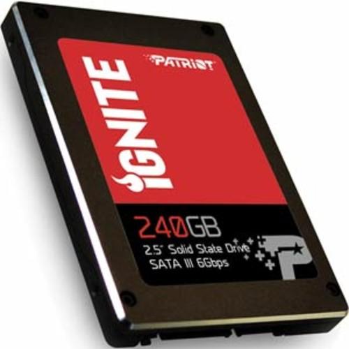 240GB Patriot Ignite SSD Read560MB/s Write405MB/s