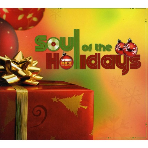 SOUL OF THE HOLIDAYS - SOUL OF THE HOLIDAYS