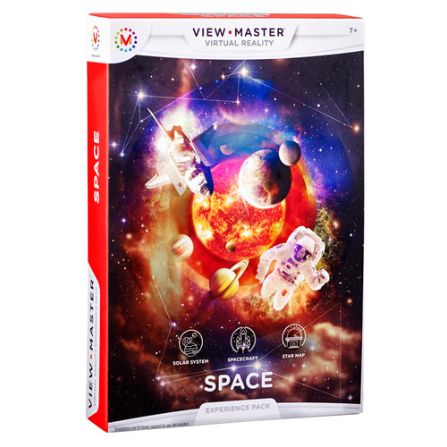 View-Master Experience Pack: Space Exploration