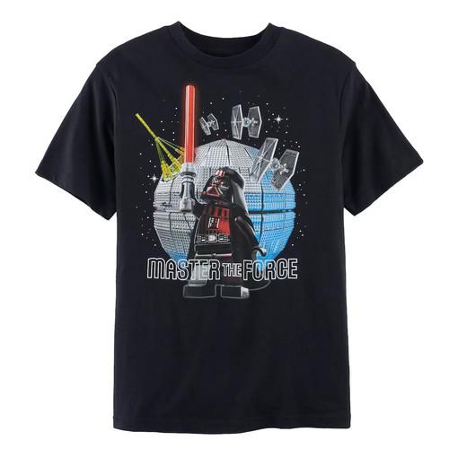 Boys 8-20 LEGO Star Wars Darth Vader Tee