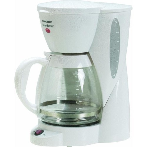 Black & Decker SmartBrew 12-Cup Coffee Maker - CM1200W