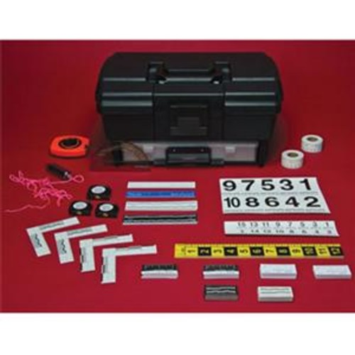 Sirchie Blood Spatter Documentation Kit BSDOCK100