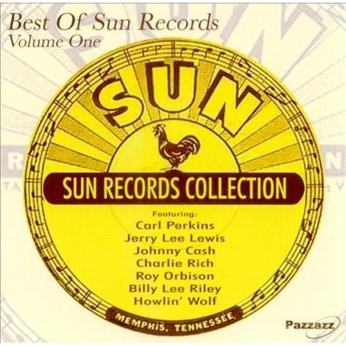 Best Of Sun Records Vol 1 CD (2011)