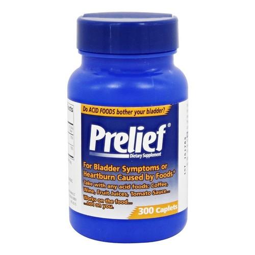 Prelief Acid Reducer Dietary Supplement - 300 Caplets