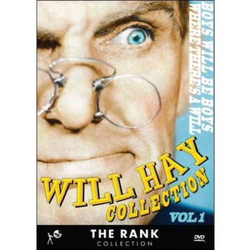 Will Hay Double Feature Vol 1