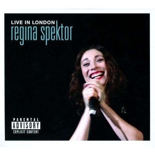 Regina Spektor: Live in London [CD/DVD] [DVD] [2010]
