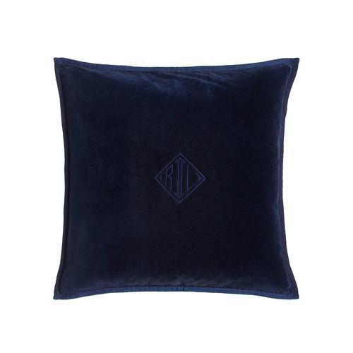 Colton Navy Pillow, 18Sq.