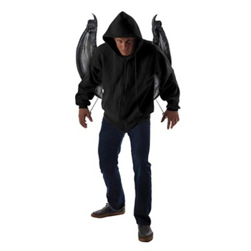 Wicked Adult Wings Halloween Accessory