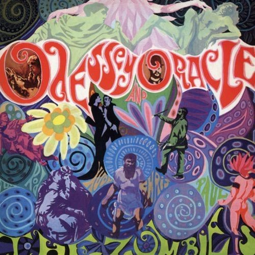 Odessey and Oracle [LP] - VINYL