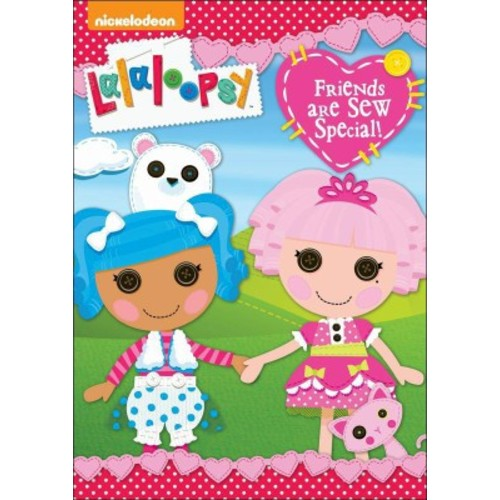 Lalaloopsy: Friends Are Sew Special! (DVD) [Lalaloopsy: Friends Are Sew Special! DVD]