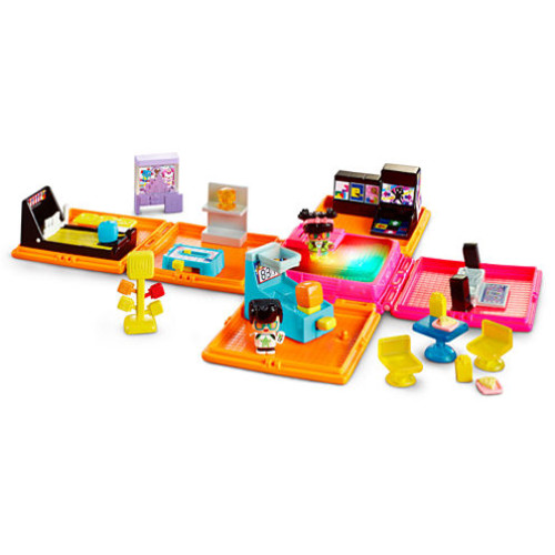 My Mini MixieQs Neon Arcade Deluxe Playset