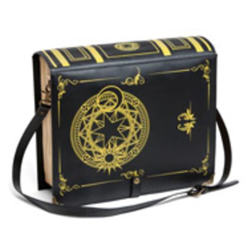 Black Magic Spellbook Messenger Bag