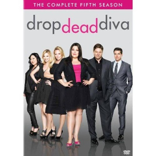 Drop Dead Diva: The Complete Fifth Season