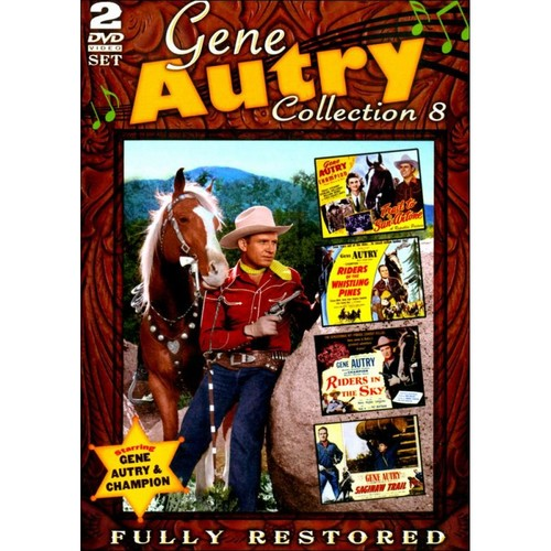 Gene Autry: Collection 8 [DVD]