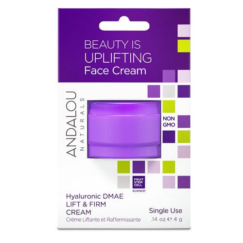 Andalou Naturals Hyaluronic DMAE Lift & Firm Cream Pod -- 0.14 oz