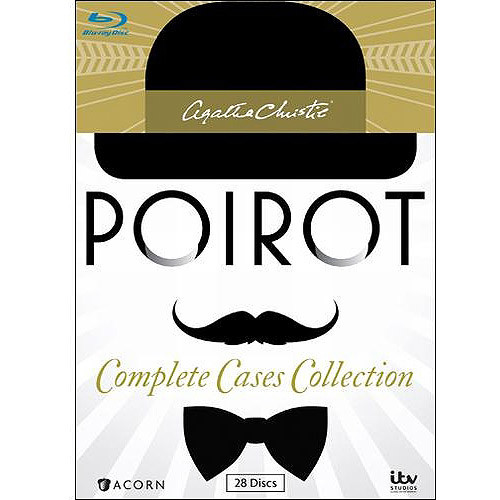 Agatha Christie's Poirot: Complete Cases Collection (Full Frame / Widescreen)