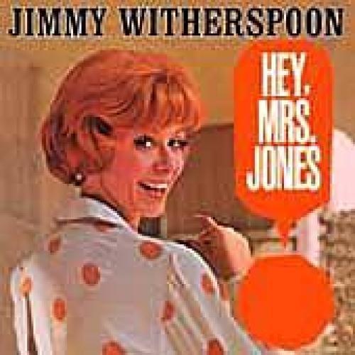 Hey, Mrs. Jones [CD]