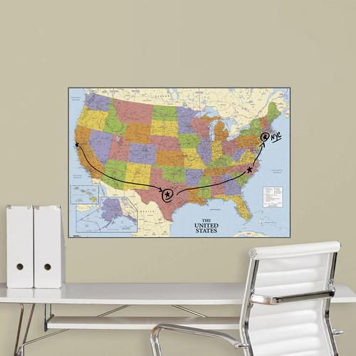 USA Map Dr...
