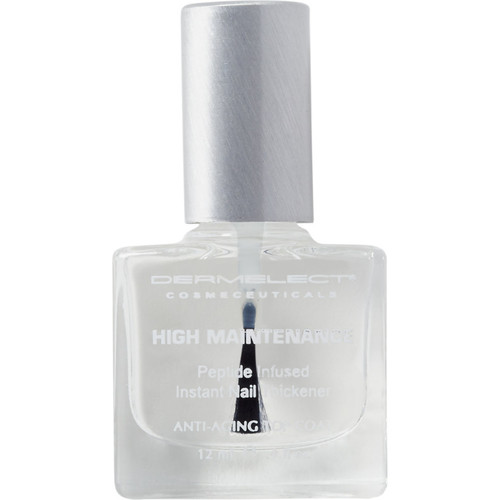 High Maintenance Peptide Infused Instant Nail Thickener Top Coat