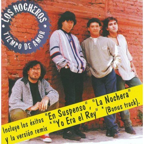Tiempo de Amor [CD]