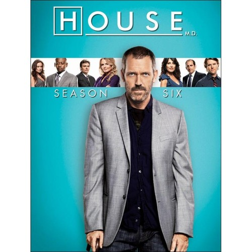 House: Season Six [5 Discs] [DVD]