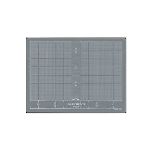 Pacific Arc Multipurpose Cutting Mats Translucent 8 1/2 In. X 12 In. [Pack Of 2] (2PK-ST-1209)