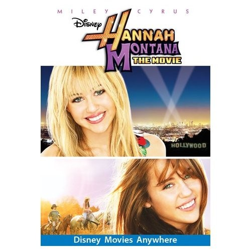 Buena Vista Home Entertainment Hannah Montana: The Movie