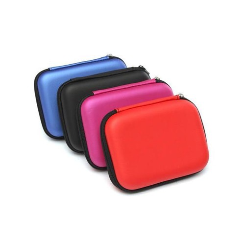 Carry Case Cover Pouch Bag For 2.5inch USB External Hard Disk Drive Laptop Black
