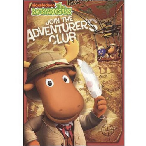 The Backyardigans: Join the Adventurers Club [DVD]