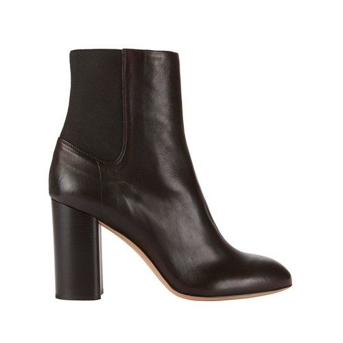 RAG & BONE Agnes Leather Booties