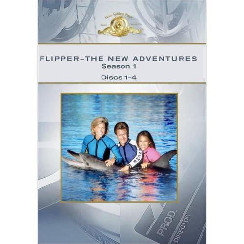 Flipper: The New Adventures - Season 1 [11 Discs] [DVD]