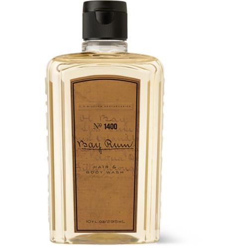 C.O.Bigelow - Bay Rum Hair & Body Wash, 295ml