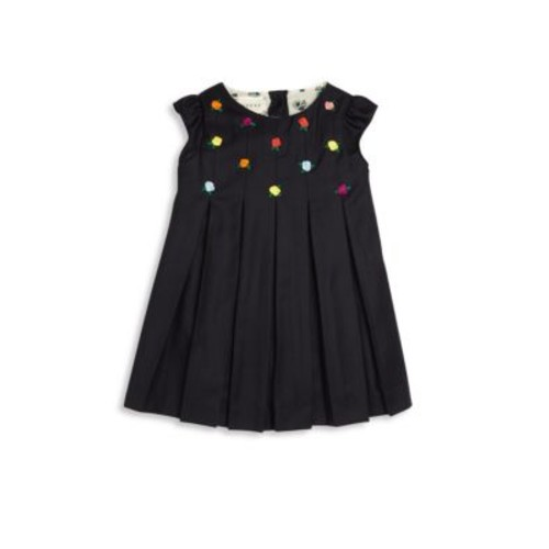 GUCCI Baby'S Wool & Cashmere Embroidered Dress