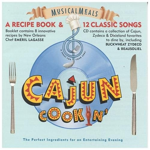 Musical Meals-Cajun Cookin CD
