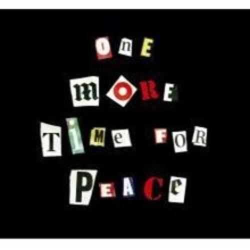One More Time for Peace [CD]