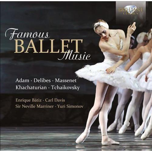 Famous Ballet Music [CD]