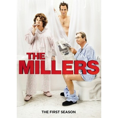 The Millers: Season One (3 Discs) (dvd_video)