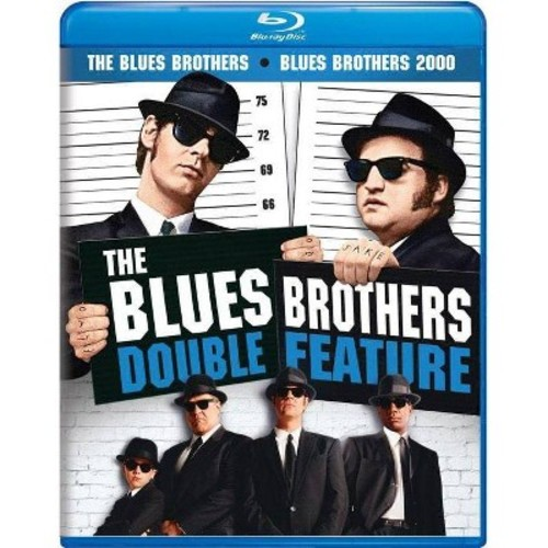The Blues Brothers Double Feature [Blu-ray] [2 Discs]