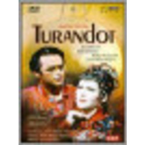 Turandot (Wiener Staatsoper Choir) (DVD) 1983