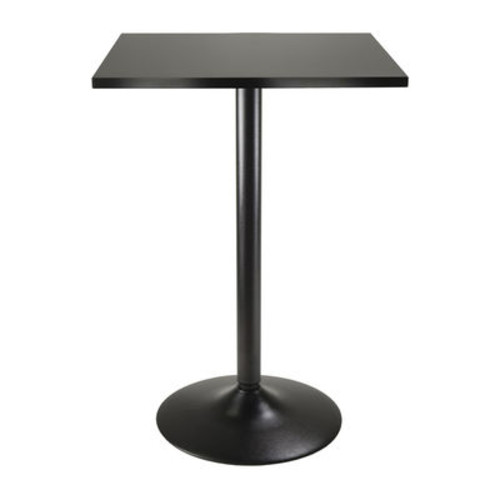 Winsome Wood Square MDF Top Pub Table