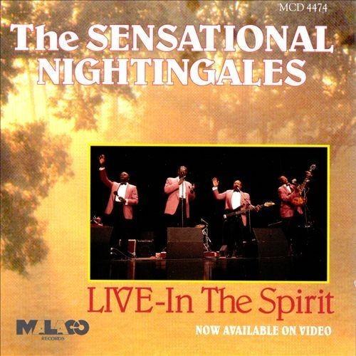 Live-In The Spirit CD (1995)