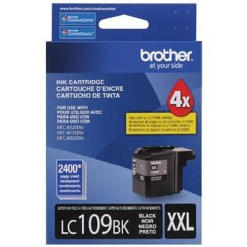 Brother Ink Cartridge Black Ink Cartridge - Black
