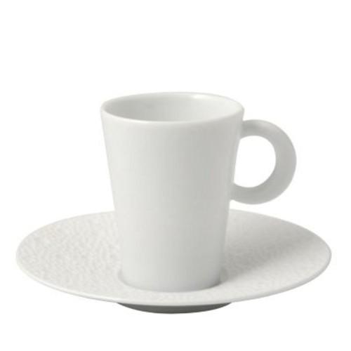 Ecume White Coffee Cup