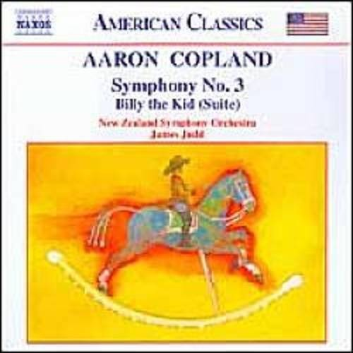 Symphony No.3 / Billy the Kid (Suite)