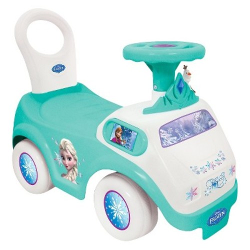 Light N Sound Elsa Activity Ride-On