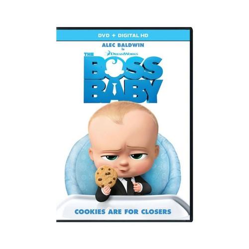 The Boss Baby DVD (DVD/Digital HD)