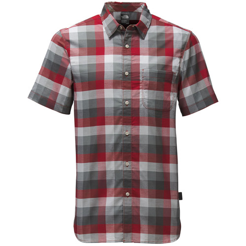 THE NORTH FACE Mens Short-Sleeve Road Trip Shirt