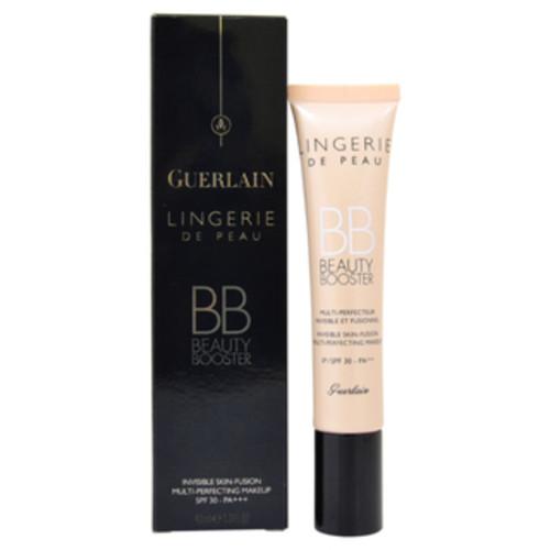 Lingerie De Peau BB Beauty Booster Multi Perfecting Makeup SPF 30 - Medium by Guerlain for Women - 1.3 oz Makeup